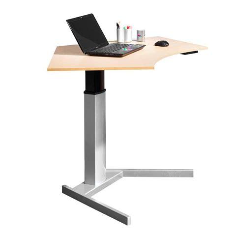 adjustable standing computer desk height adjustable computer desk floor standing aj products