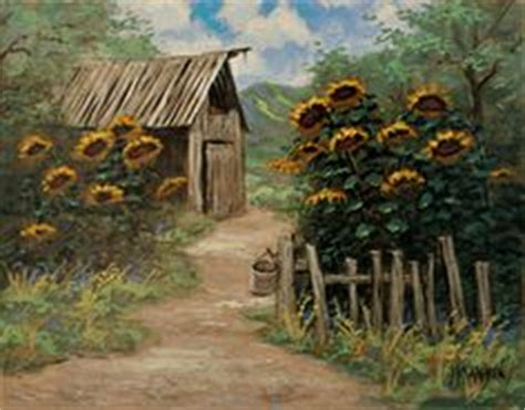 bob ross painting barns landscape on bob ross landscape paintings