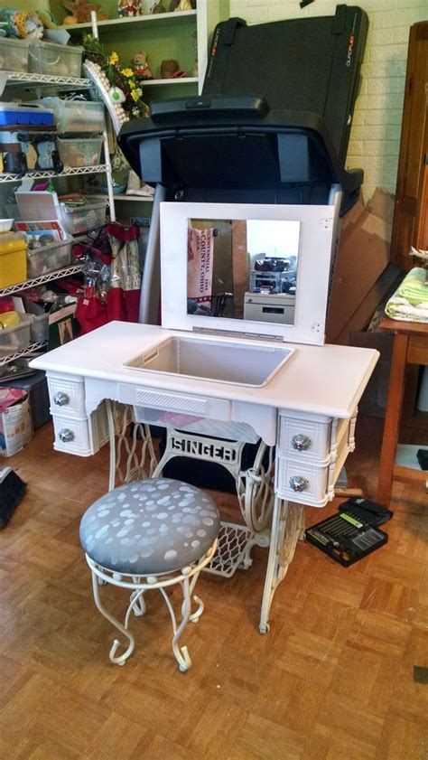 sewing table ideas best 25 singer sewing tables ideas on vintage