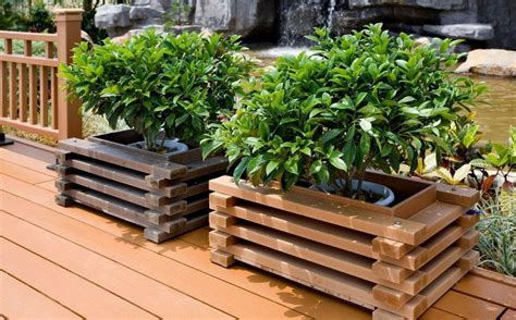 wooden planter box black planter box how to make wooden planter boxes