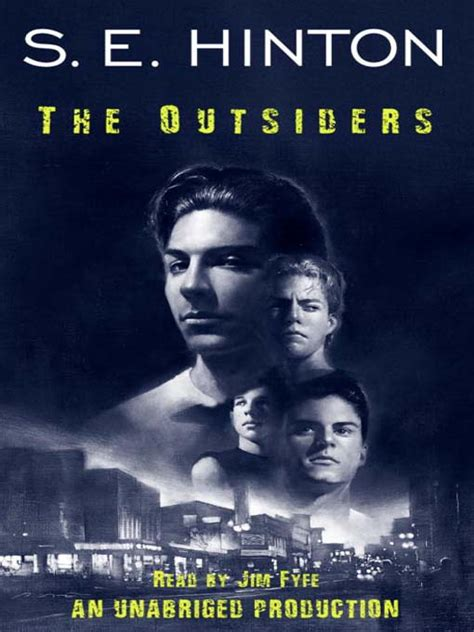 the outsiders book pictures harrington library the outsiders s e hinton