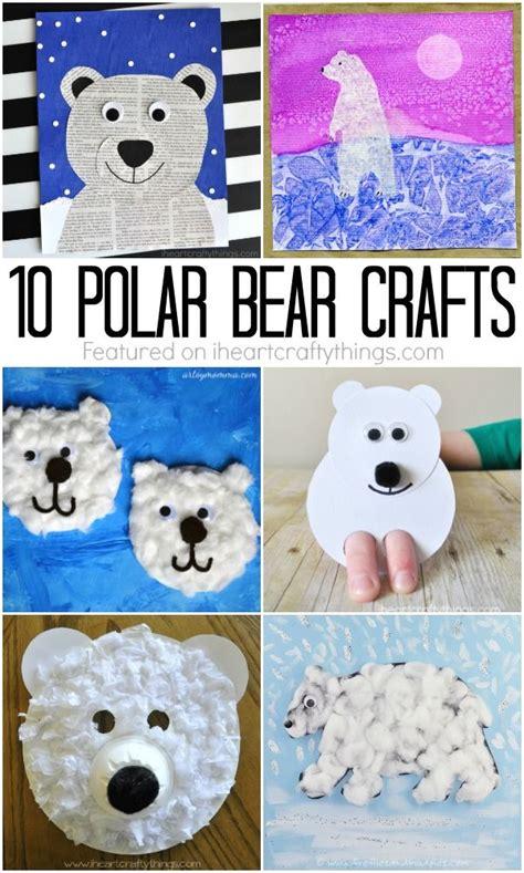 winter animal crafts for best 25 crafts ideas on crafts