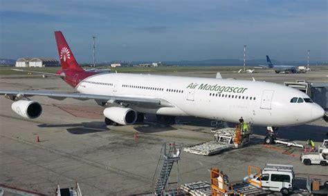 air madagascar un a380 pour mettre fin 224 la longue attente des passagers bloqu 233 s 224 ivato