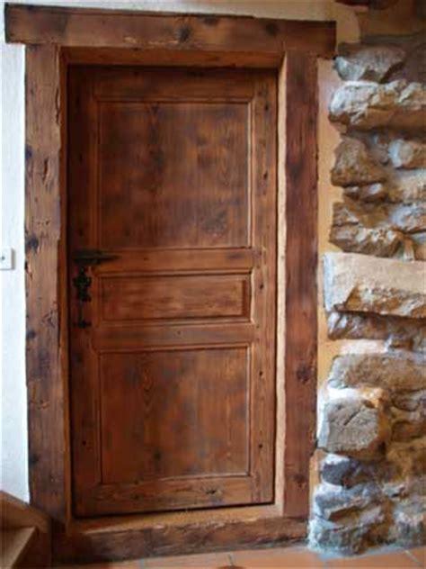 photo de chalet bois et pierres th 244 nes