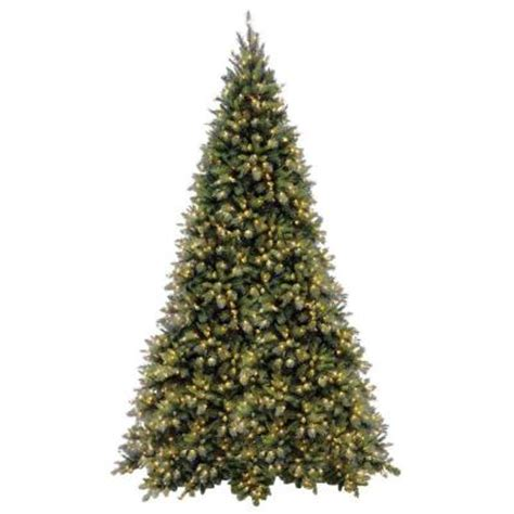 12 ft artificial trees national tree company 12 ft fir medium artificial