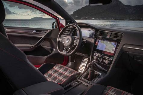 photos volkswagen golf gti 2017 interieur exterieur 233 e 2017 compact