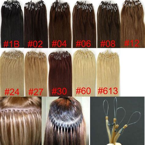 hair extensions micro best 25 micro ring hair extensions ideas on