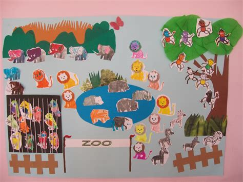 zoo crafts for livbreeze the zoo craft with the 1st grade