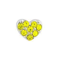 origami owl llc new for easter 2015 yellow charm from