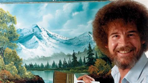 bob ross painting tv schedule bob ross more than just a painter