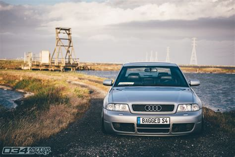 Audi B5 S4 by Nick V S Atypical Silver B5 Audi S4 034motorsport