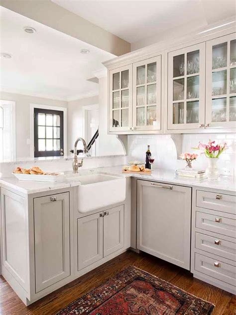 gray kitchen sink photo page hgtv
