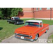 1966 And 1964 Chevy C10 Double Whammy Custom Classic