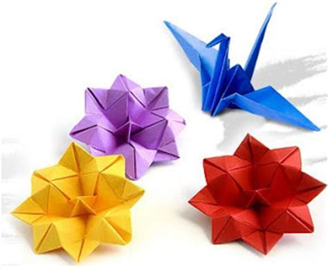 the origin of origami how to origami