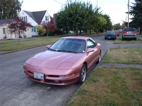 1994 Ford Probe by 1994 Ford Probe Weight