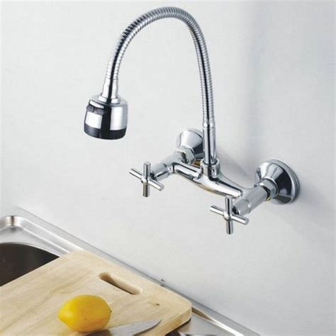wall mount kitchen faucet with spray wall mount kitchen faucet with spray 100 images