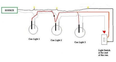 wiring lights wiring recessed lights doityourself community forums