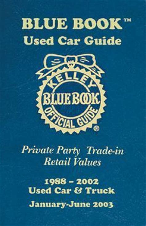 service manual blue book used cars values 1988 mercury topaz regenerative braking 1990 94 blue book used car guide private party trade in retail values 1988 2002 used car and truck