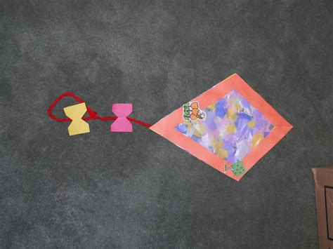 kite paper craft 148 best images about go fly a kite on tissue