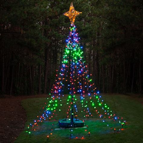 how to tree lights diy ideas make a tree of lights using a