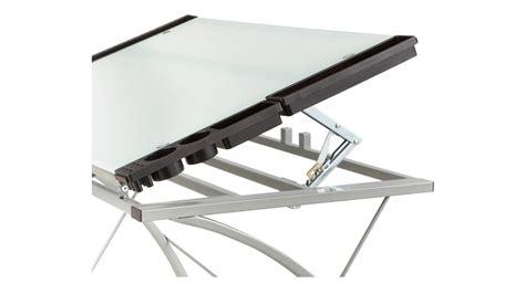 drafting craft table glass top drafting drawing table studio designs futura