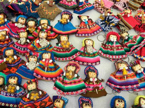 peruvian crafts for peruvian festivals for each month of the year