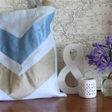 freezer paper craft make your own gorgeous geo printed tea towels tuts