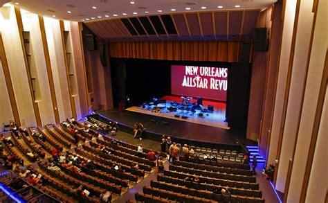 New Orleans Balcony by Vipseats Com Mahalia Jackson Theatre Tickets