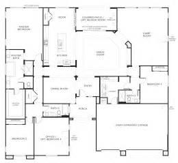 single story 4 bedroom house plans single story 4 bedroom house plans mesmerizing interior