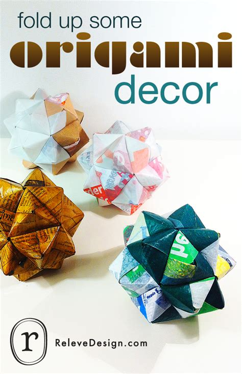 origami accessories how to make medium sized icosahedral origami accessories