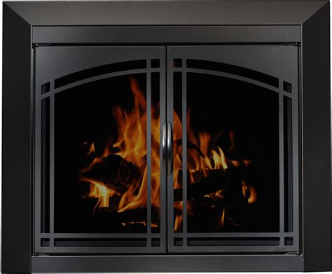 glass fireplace screens with doors tech x direct product glass doors for wood fireplaces