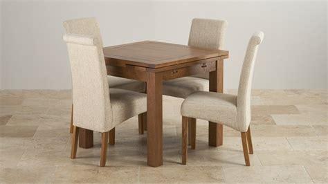 oak dining table set 3ft dining table sets oak furniture land