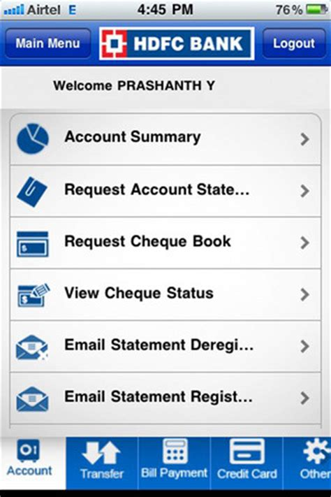 make credit card payment hdfc hdfc credit card payment using other bank netbanking