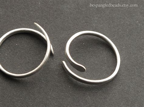 silver ring blanks jewelry set of 2 sterling silver ring blanks adjustable by