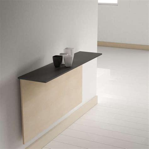 table pliante murale contemporaine click 4 pieds tables chaises et tabourets