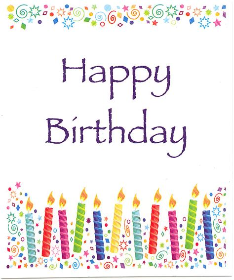 happy birthday cards happy birthday greeting card marges8 s