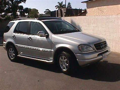 2001 Mercedes Ml430 by 2001 Mercedes Ml430 Pictures 4300cc Gasoline