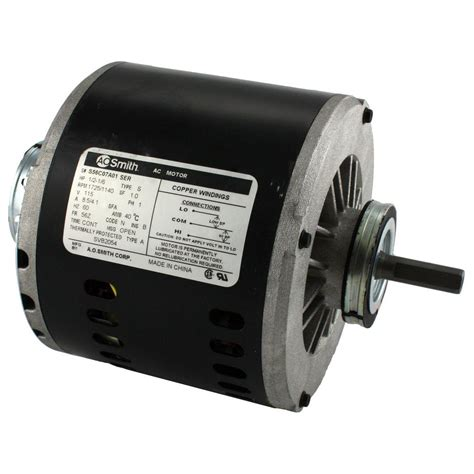 1 2 Electric Motor by 2 Speed 1 2 Hp Evaporative Cooler Motor 2204 The Home Depot