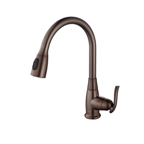 rubbed bronze kitchen faucets faucet kgd 433b kpf 2230orb in black onyx