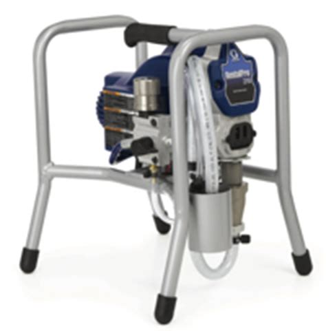 spray painter rental graco rentalpro paint sprayers contractor supply magazine