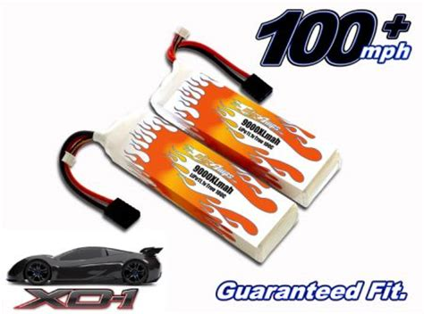 New Product New! MaxAmps.com 9000mah 3 cell LiPo Pair for