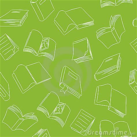 pattern picture books seamless doodle pattern books stock photo image 19934330