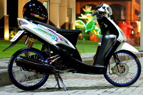 Modif Motor Mio Sporty Thailand by Modifikasi Mio Sporty Thailook Modifikasi Motor Kawasaki