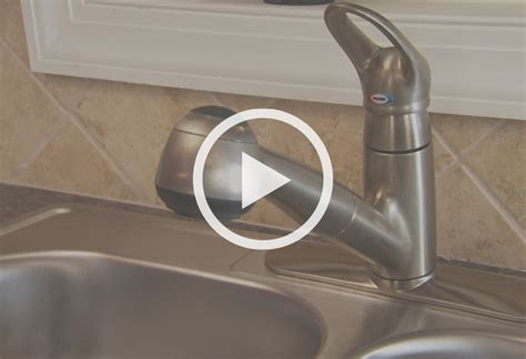installing a kitchen faucet how to install a single handle kitchen faucet at the home
