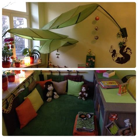jungle themed room who let the monkeys out cozy jungle themed