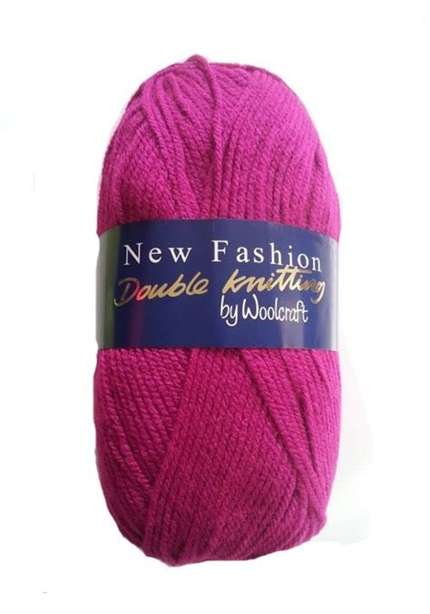new fashion knitting woolcraft new fashion dk by woolcraft 100g various colours
