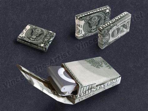 money box origami dollar bill origami thin gift box money dollar origami
