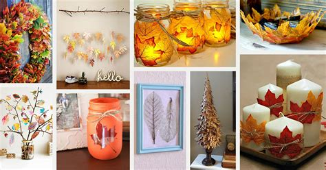 diy fall craft projects 26 best diy fall leaf craft ideas and designs for 2017