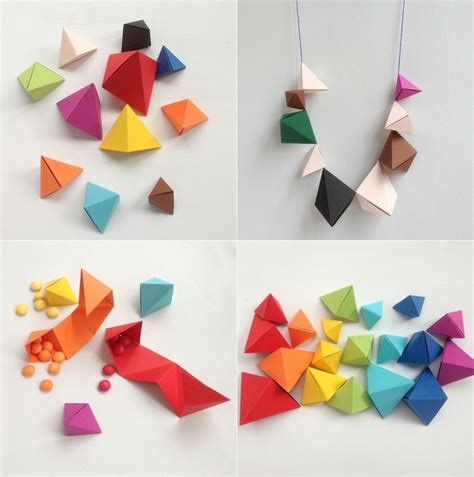 origami shapes for 25 unique simple origami ideas on simple