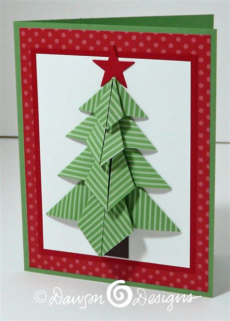 how to make a tree card cards and tags from the december st c